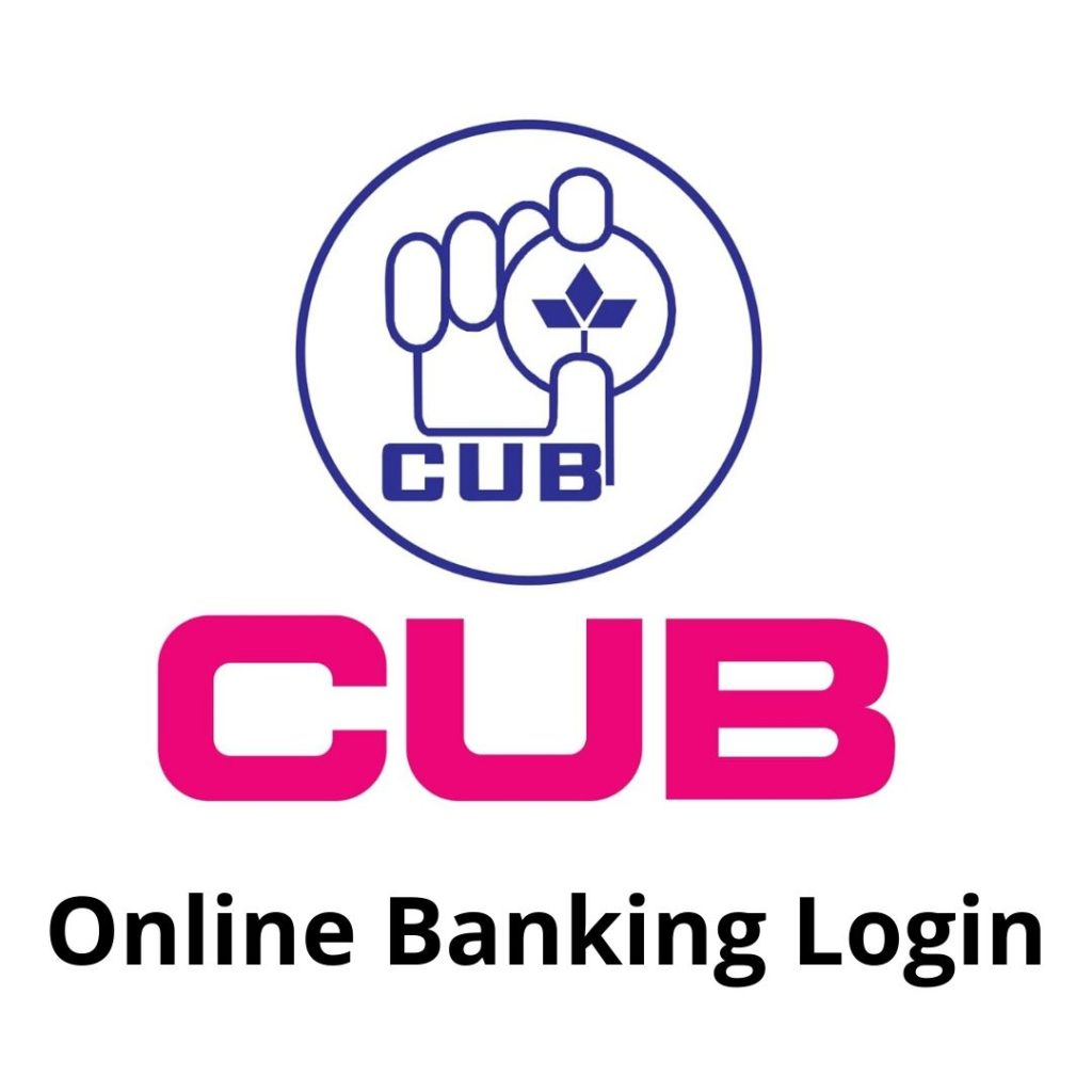 CUB Online banking services